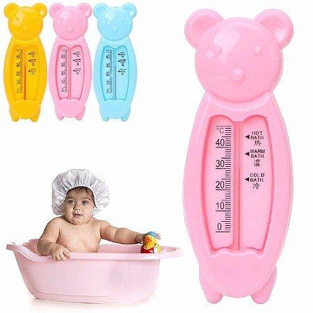 Termômetro Para Banho Ursinho