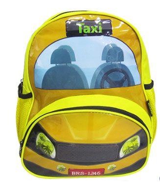 """Mochila Infantil 13"""" - Táxi"""