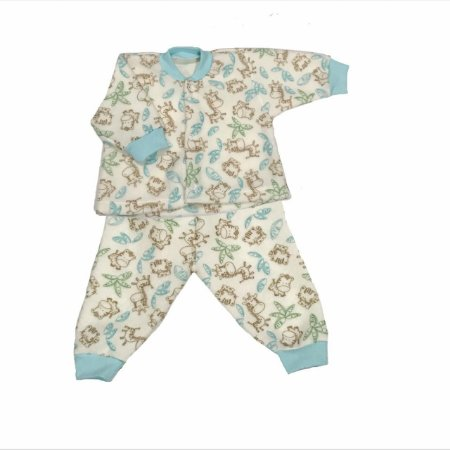 Pijama de Soft Infantil Safari