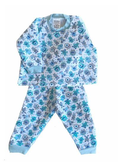 Pijama de Soft Infantil Monstrinho