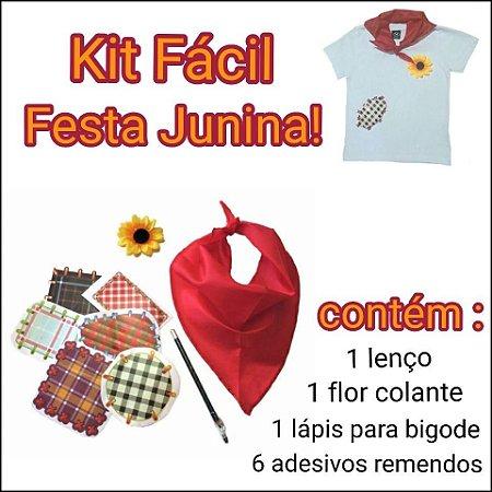 Kit Fácil Festa Junina