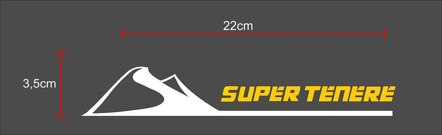 adesivo refletivo SUPER TENERE Balança Yamaha