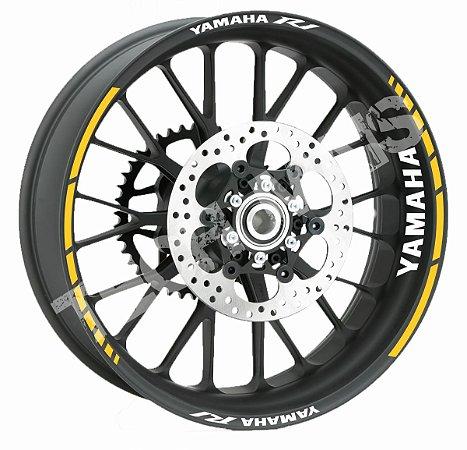 Fita de Roda Friso de Roda Refletivo Yamaha R1 frete grátis