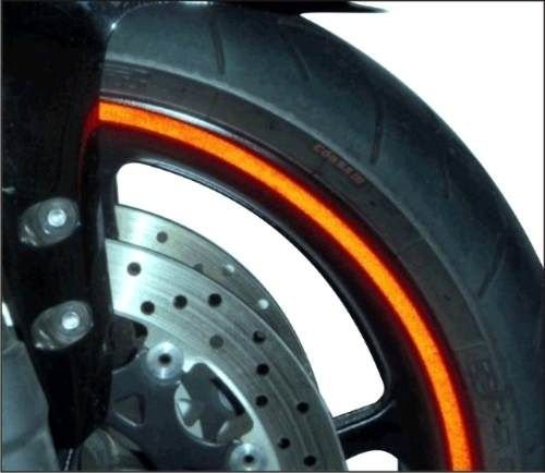 Kit de Frisos liso 5mm p/ moto e carro