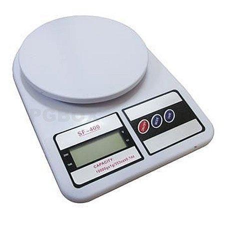 Balança Digital Eletrônica Pessa 1gr Até 5kg Cozinha Sf-400