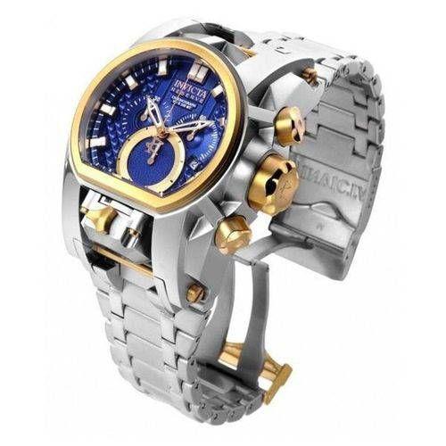 Relógio Invicta Reserve Bolt Zeus Magnum 20111 Maleta de colecionador