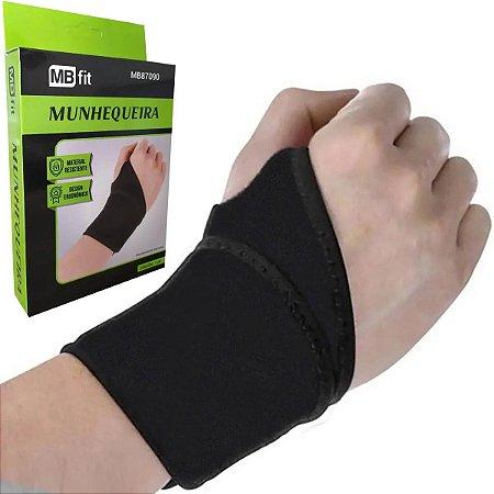 Munhequeira Bilateral Unissex Protetora Punhos Mãos Pulsos