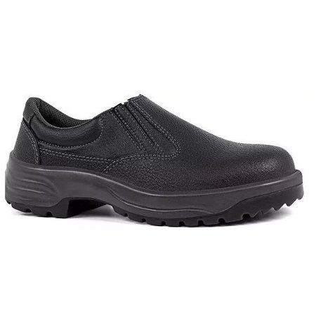 Sapato Elástico Frontal Bico Plástico - Usafe