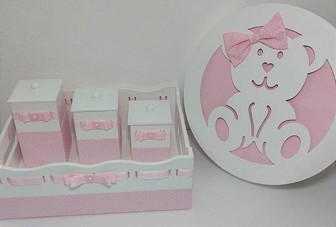 Kit para o quarto do bebê