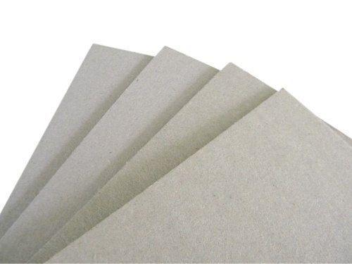 Papelão Cinza 1.7 mm - 4 folhas 50 x 40 cm