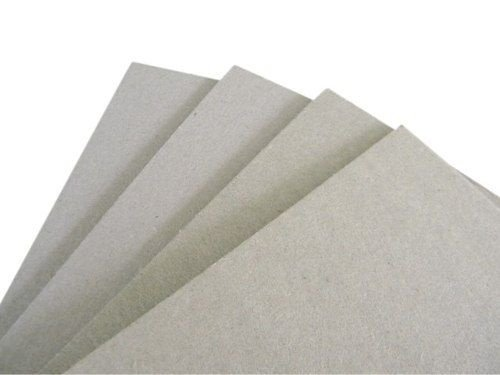 Papelão Cinza 2.3 mm - 4 folhas 50 x 40 cm