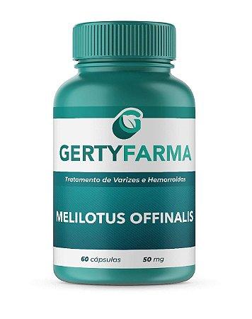 Melilotus Offinalis 50Mg - 60 Cápsulas
