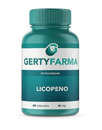 Licopeno 10Mg - 60 Cápsulas