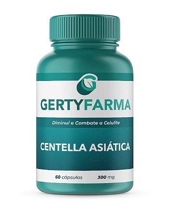 Centella Asiatica 300mg - 60 Cápsulas