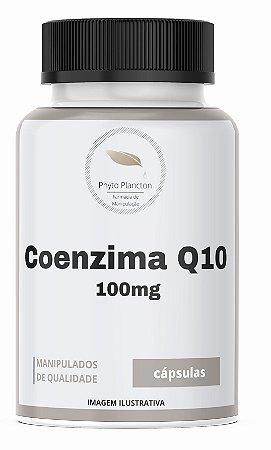 Coenzima Q10 100mg 90 Cápsulas