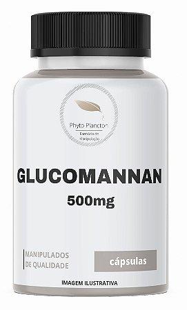 Glucomannan 120 Cápsulas