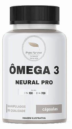 Ômega 3 Neural Pro 60 Cápsulas