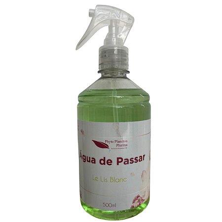Água de Passar - Le Lis Blanc  500ml