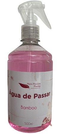 Água de Passar - Bamboo MMartan  500ml