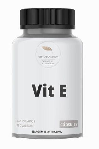 Vitamina E 300UI 60 Cápsulas