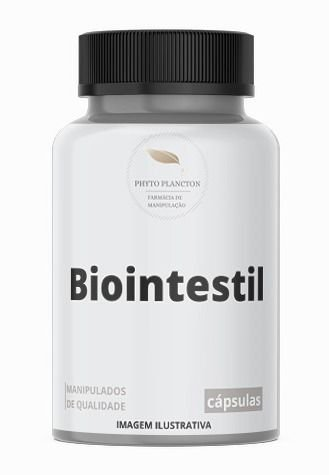 Biointestil 600mg 30 Cápsulas
