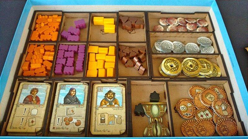 Organizador (Insert) para Marco Polo