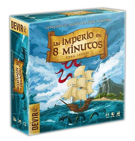 Um Império em 8 Minutos
