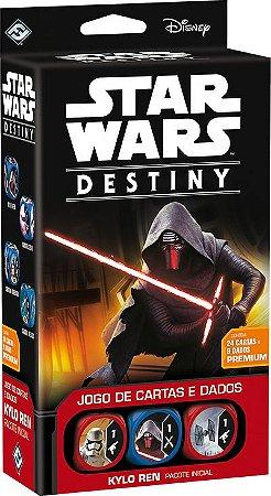 Star Wars Destiny - Pacote Inicial Kylo Ren