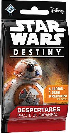 Star Wars: Destiny - Pacote  Avulso, Expansão - Despertares