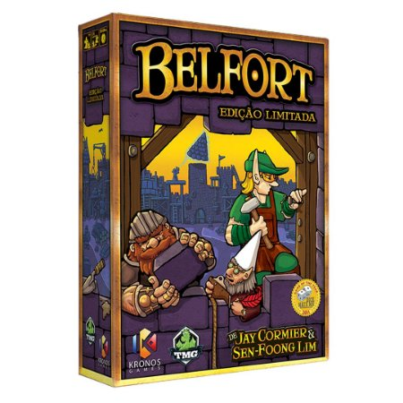 Pré venda - BELFORT: Edição Limitada