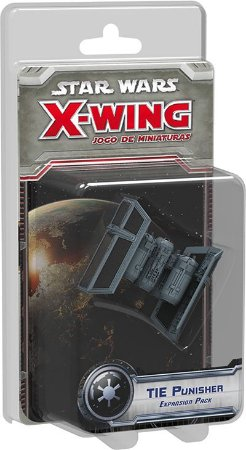 Pré Venda - TIE Punisher - Expansão de Star Wars X-Wing