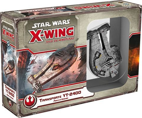 Pré Venda -  Transporte YT-2400 - Expansão de Star Wars X-Wing