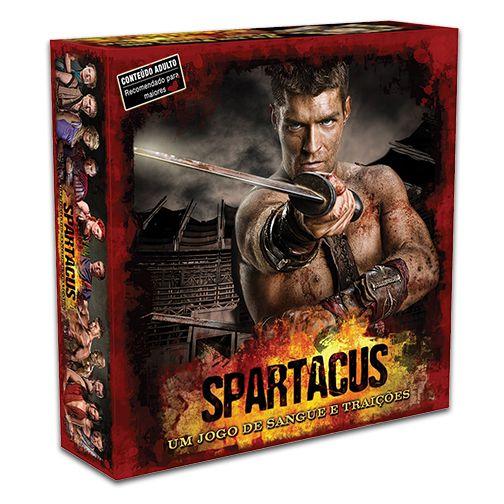 Spartacus: Um jogo de Traições e Sangue