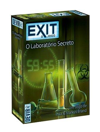 Exit: O Laborátorio Secreto