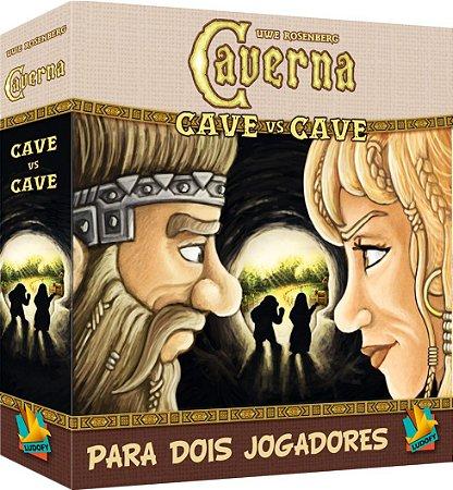 Pré Venda - Caverna: Cave vs Cave