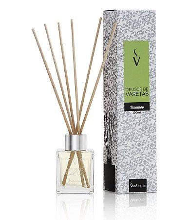 Difusor de Varetas 100ml - Bamboo