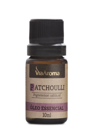 Óleo Essencial 10ml - Patchoulli