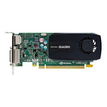 PLACA DE VIDEO PNY QUADRO K420 2GB DDR3 128BITS - VCQK420-2GB-PORPB