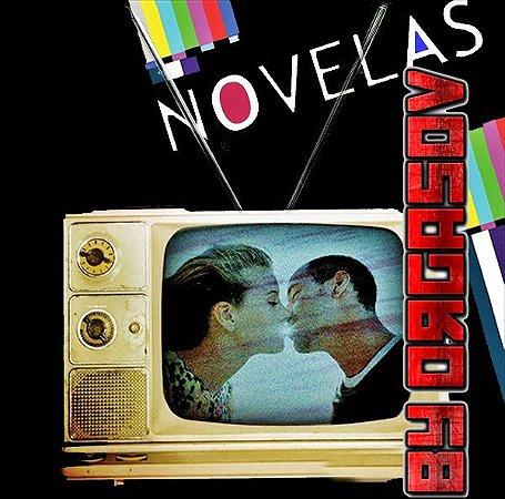 Coletânea Aberturas de Novelas 1Pen Drive 8GB