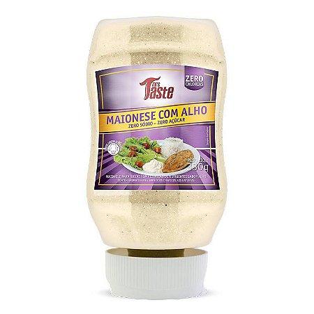 Maionese com Alho (330g) - Mrs. Taste