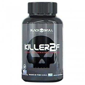 Killer2F  - Black Skull (60 caps)