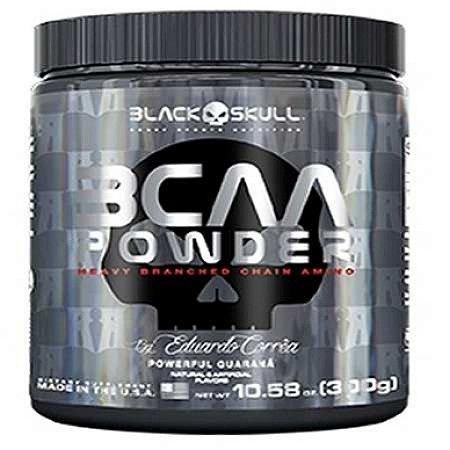 BCAA Powder  - Black Skull (300g)
