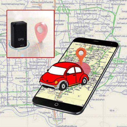 Rastreador de Carro Magnético GPS Localizador pelo Maps Google com Gravador de Voz