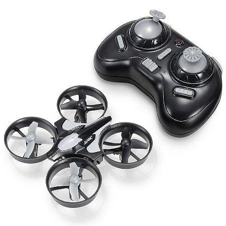 Drone JJRC h36 mini quadcopter 2.4g 4ch 6-axis velocidade 3d flip headless