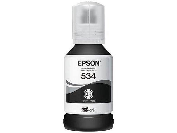GARRAFA DE TINTA EPSON PRETO T534120-AL ORIGINAL