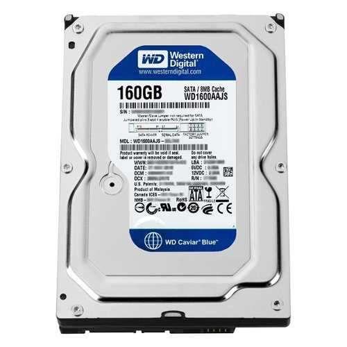 HD INTERNO SATA 160 GB P/ PC  - SEAGATE
