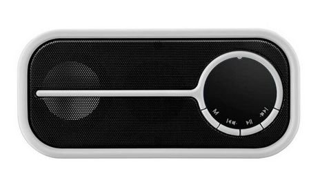 CAIXA DE SOM PULSE  BLUETOOTH COLOR SERIES BRANCA 10W