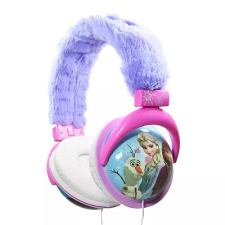 FONE DE OUVIDO HEADPHONE FROZEN PLUSH PH127