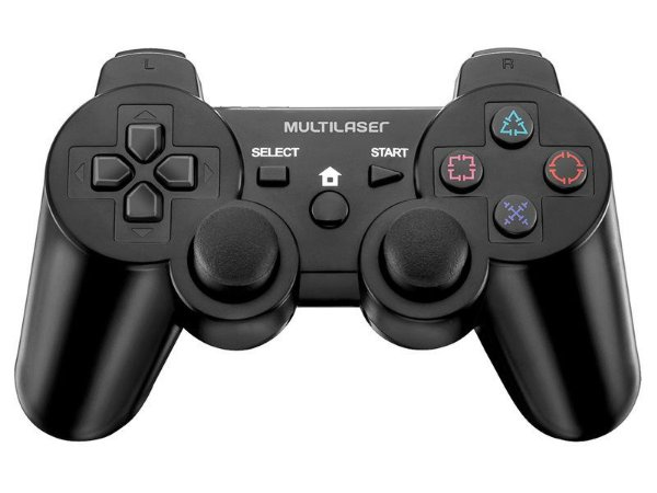 CONTROLE GAMER DUAL SHOCK PLAYSTATION 2