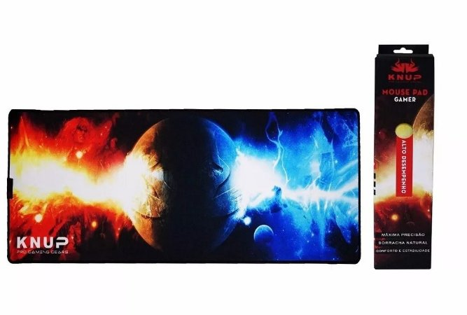 MOUSE PAD GAMER KNUP KP-S08